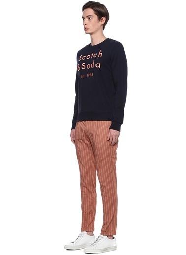 Scotch & Soda Sweatshirt Lacivert